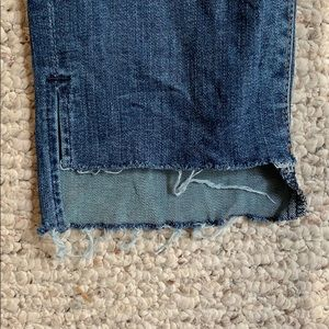 7 For All Mankind Jeans - 7 For All Mankind (b)air Authentic Ankle Jeans